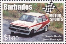 [Motor Sports in Barbados, Typ BEO]