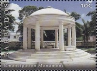 [Monuments of Old Bridgetown, type BFT]
