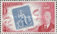 [The 100th Anniversary of Barbados Stamps, type CO2]