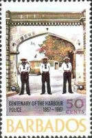 [The 100th Anniversary of Harbour Police, type EQ]