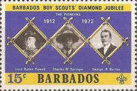 [Diamond Jubilee of Scouts, Typ HJ]
