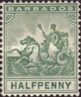 [Colonial Seal - Different Watermark, Typ I12]