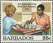 [The 60th Anniversary of International Chess Federation, Typ RC]