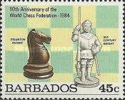 [The 60th Anniversary of International Chess Federation, Typ RD]