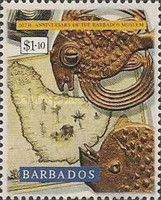 [The 60th Anniversary of Barbados Museum, Typ ZT]