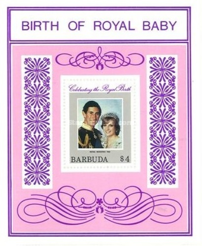 [The Birth of Prince William of Wales, type ]