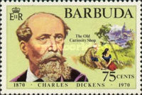 [The 100th Anniversary of the Death of Charles Dickens, type AK]