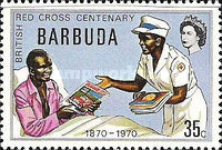 [The 100th Anniversary of British Red Cross, type BC]