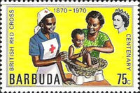 [The 100th Anniversary of British Red Cross, type BD]