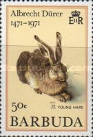 [The 500th Anniversary of the Birth of Albrecht Dürer - Not Issued, Typ CC]