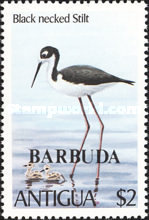[Birds - Antigua Postage Stamps Overprinted