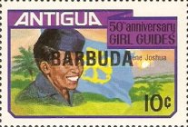 [The 50th Anniversary of the Girl Guides, type KK]