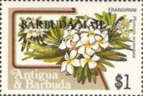 [Issues of 1983 of Antigua & Barbuda Overprinted