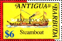 [Inventors and Inventions - Issue of 1992 of Antigua & Barbuda Overprinted