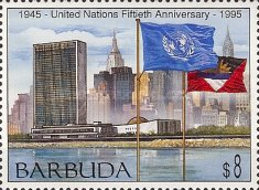 [The 50th Anniversary of United Nations, Typ TB]