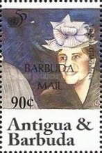 [The 50th Anniversary of United Nations - Issues of 1995 of Antigua & Barbuda Overprinted