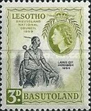 [The 50th Anniversary of Institution of the Basutoland National Council, Typ AC]