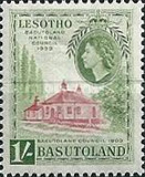[The 50th Anniversary of Institution of the Basutoland National Council, Typ AD]