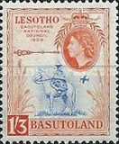 [The 50th Anniversary of Institution of the Basutoland National Council, Typ AE]