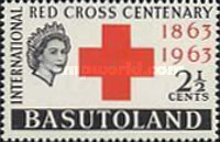 [The 100th Anniversary of Red Cross, Typ AH]