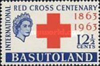 [The 100th Anniversary of Red Cross, Typ AH1]
