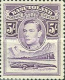 [King George VI and Landscape, Typ D9]