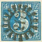 [No. 2 from New Plates - Greyish to Greenish Blue Colors, type B4]