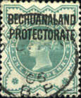[Great Britain No.100 Overprinted, type AC]