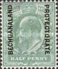 [Great Britain Postage Stamps Overprinted, type AD]
