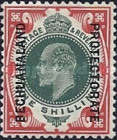 [Great Britain Postage Stamps Overprinted, type AD4]