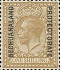 [Great Britain Postage Stamps Overprinted, Typ AK6]