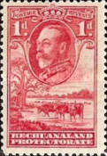 [King George V and Landscape, Typ AL1]