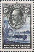 [King George V and Landscape, Typ AL10]