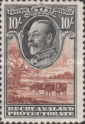 [King George V and Landscape, Typ AL11]