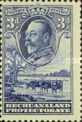[King George V and Landscape, Typ AL3]