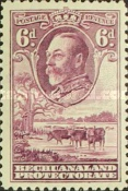 [King George V and Landscape, Typ AL5]