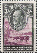 [King George V and Landscape, Typ AL9]