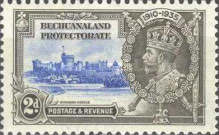 [The 25th Anniversary of the Coronation of King George V, type AM1]