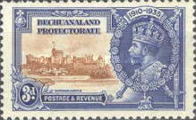[The 25th Anniversary of the Coronation of King George V, type AM2]