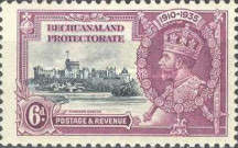 [The 25th Anniversary of the Coronation of King George V, type AM3]