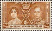 [Coronation of King George V and Queen Elizabeth, Typ AN1]