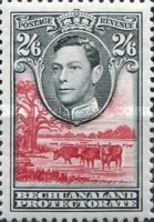 [King George VI and Landscape, Typ AO11]