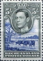 [King George VI and Landscape, Typ AO12]