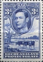 [King George VI and Landscape, Typ AO6]