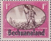 [South Africa Postage Stamps Overprinted, type AP]