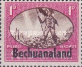 [South Africa Postage Stamps Overprinted, type AP1]