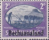 [South Africa Postage Stamps Overprinted, type AQ]
