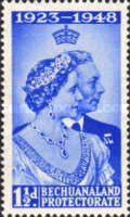 [Silver Jubilee of King George VI and Queen Elizabeth, Typ AW]