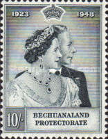 [Silver Jubilee of King George VI and Queen Elizabeth, Typ AX]