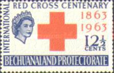 [The 100th Anniversary of the International Red Cross, type BY]